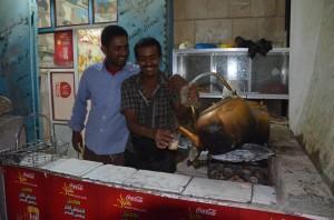 tea stall in Hadiboh