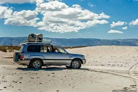 Camping-Tours